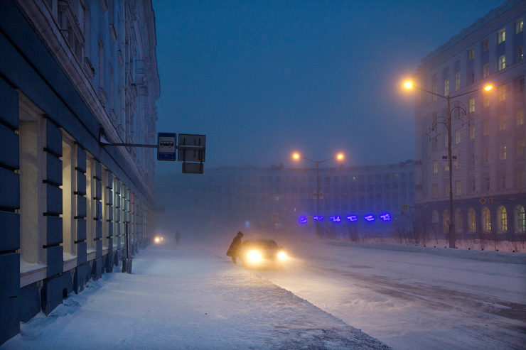 Norilsk (Siberia)